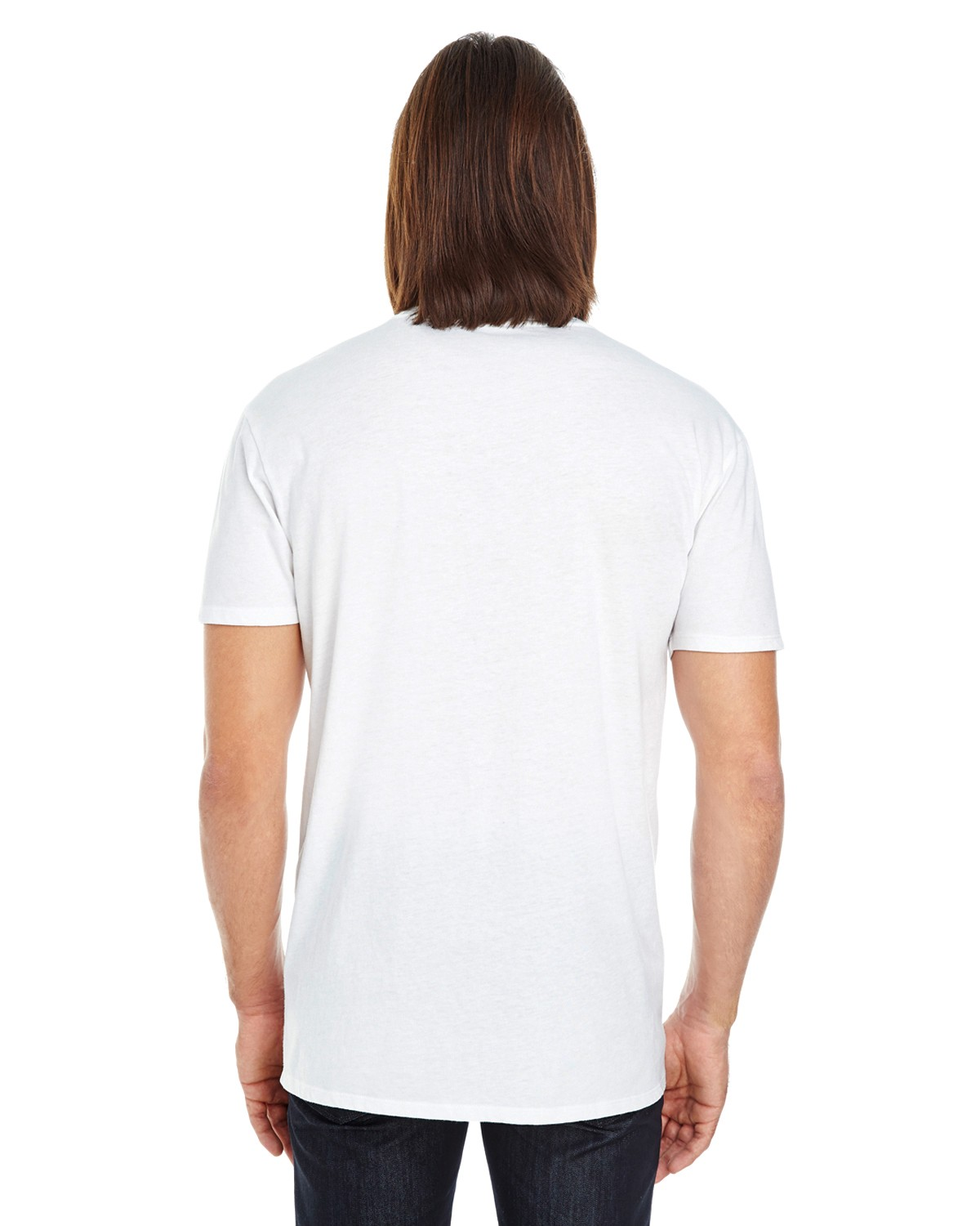 130A Threadfast Apparel WHITE