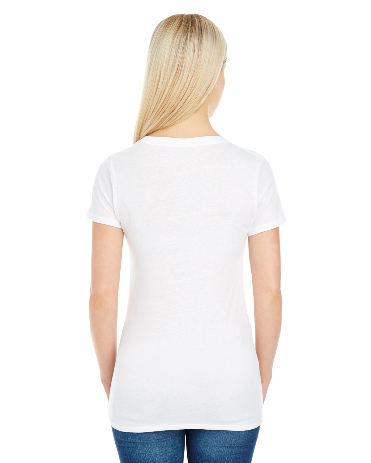 230B Threadfast Apparel WHITE