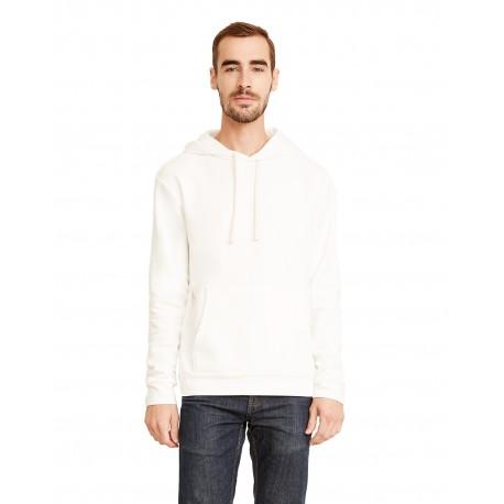 9303 Next Level 9303 Unisex Pullover Hood WHITE