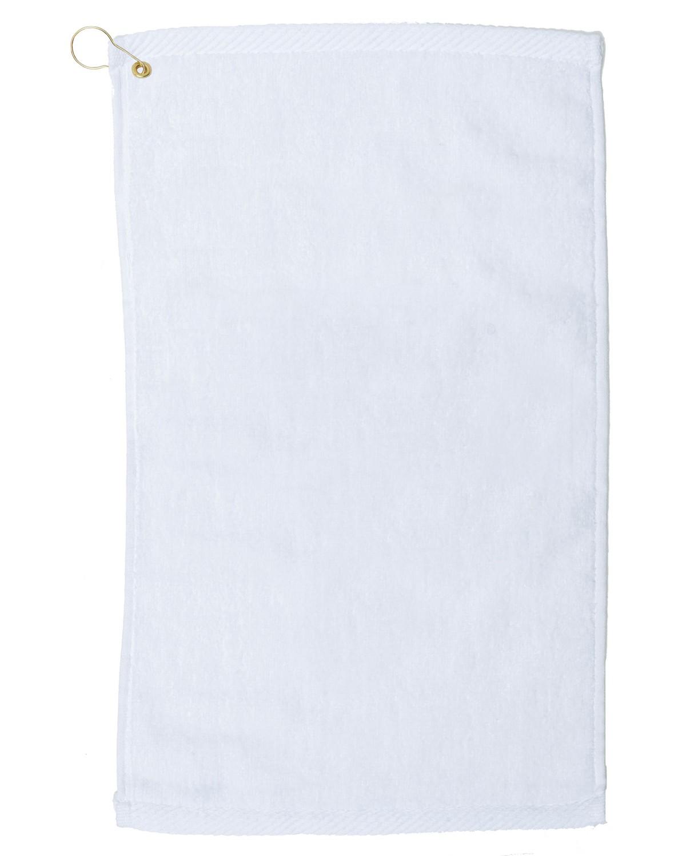 1118DEC Pro Towels WHITE