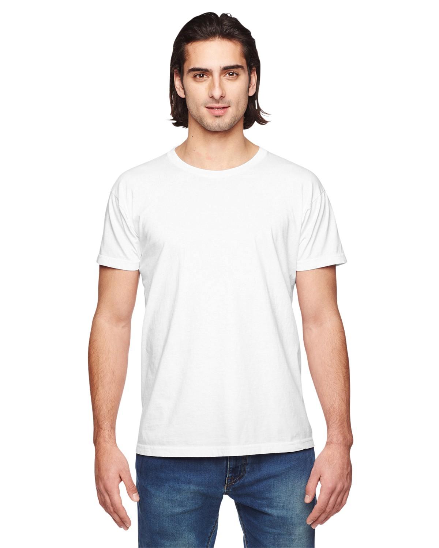 2011W American Apparel WHITE