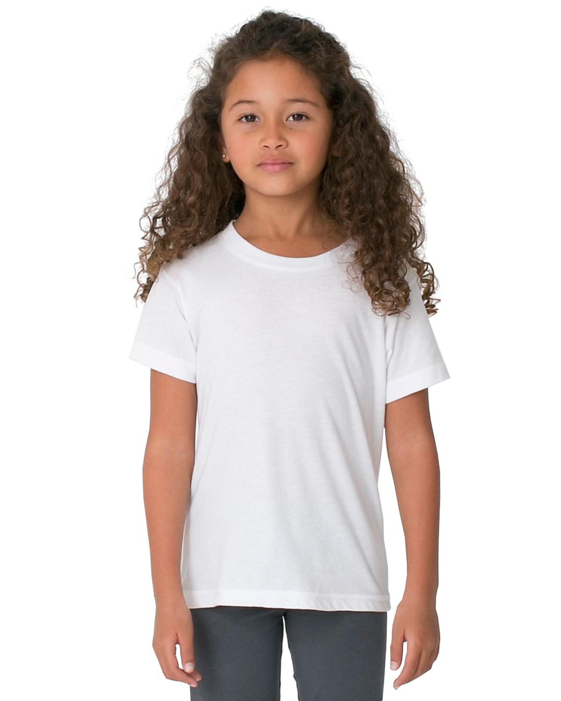 2105W American Apparel WHITE