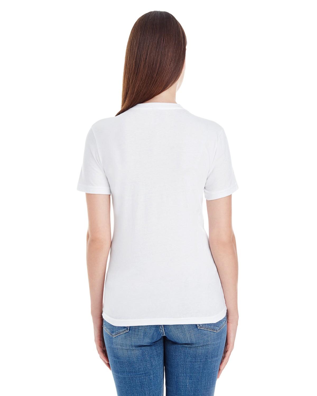 2356W American Apparel WHITE