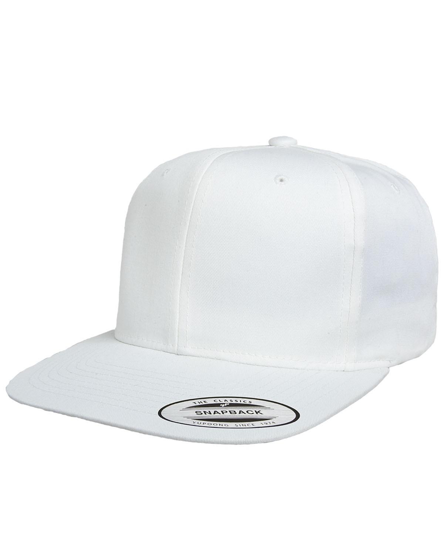 6308VW Yupoong WHITE