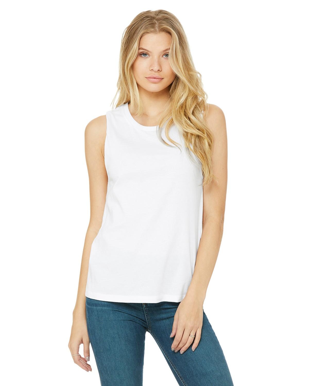B6003 Bella + Canvas WHITE