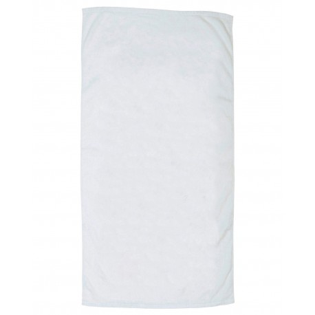 BT10 Pro Towels BT10 Jewel Collection Beach Towel WHITE