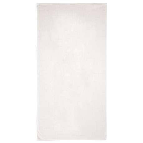 BTV8 Pro Towels BTV8 Jewel Collection Beach Towel WHITE