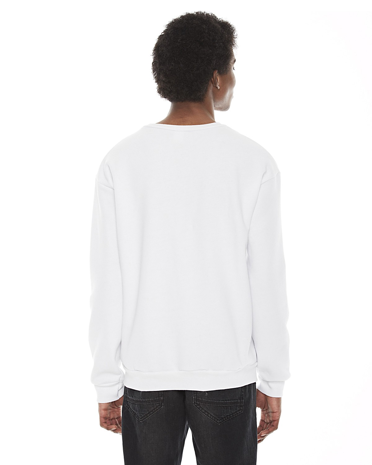 F496W American Apparel WHITE