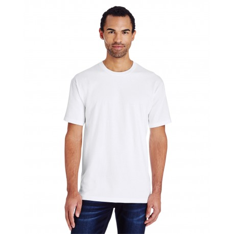 H000 Gildan H000 ADULT Hammer Adult 6 oz. T-Shirt WHITE