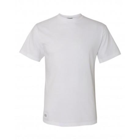 JA8134 J America JA8134 Adult Tailgate T-Shirt WHITE