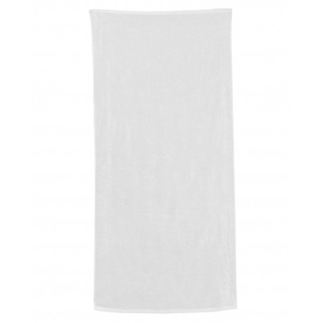 OAD3060 OAD OAD3060 Beach Towel WHITE