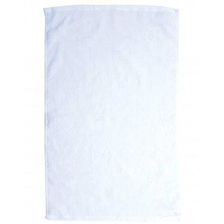 TRU25 Pro Towels TRU25 Diamond Collection Sport Towel WHITE