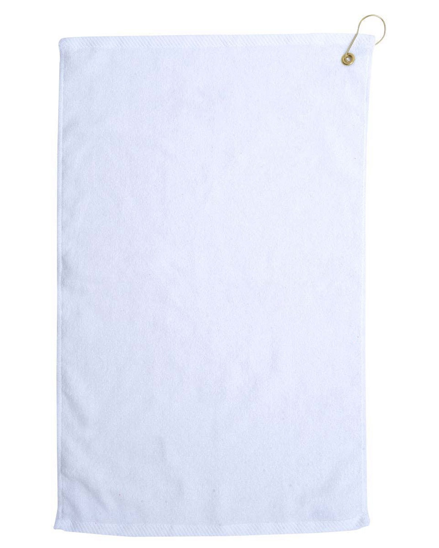TRU25CG Pro Towels WHITE