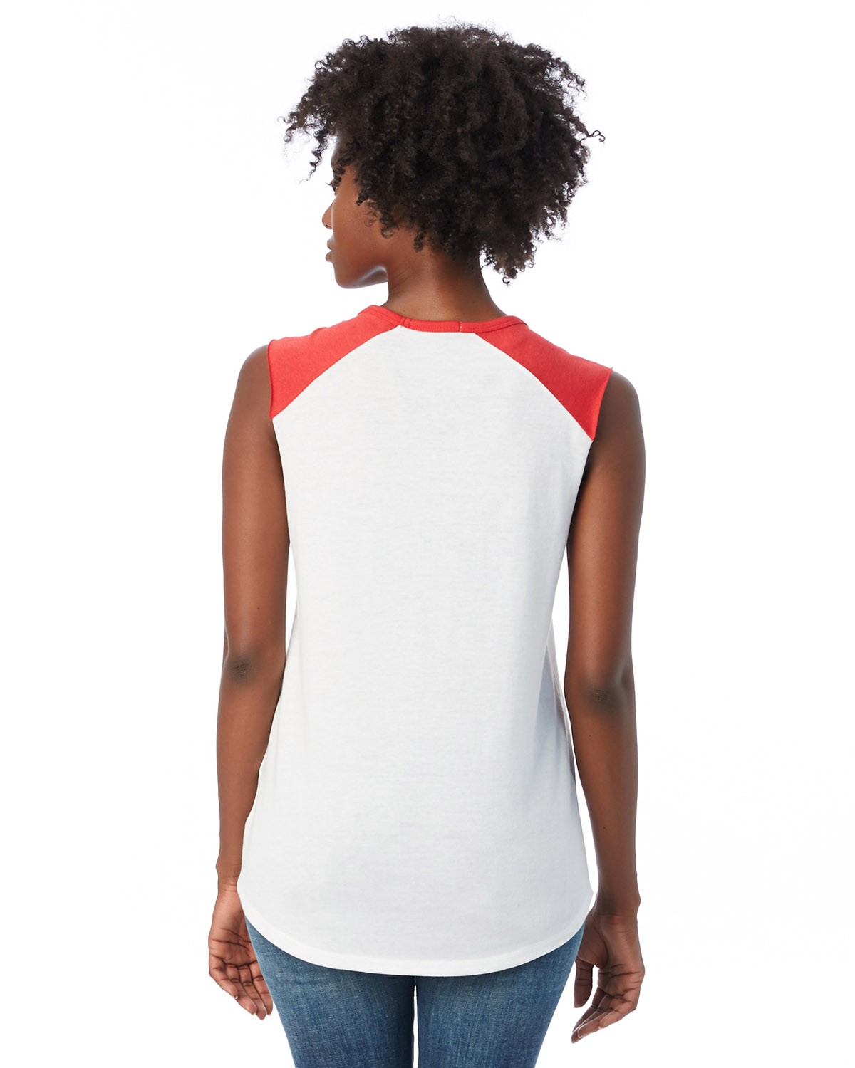 5104BP Alternative WHITE/RED