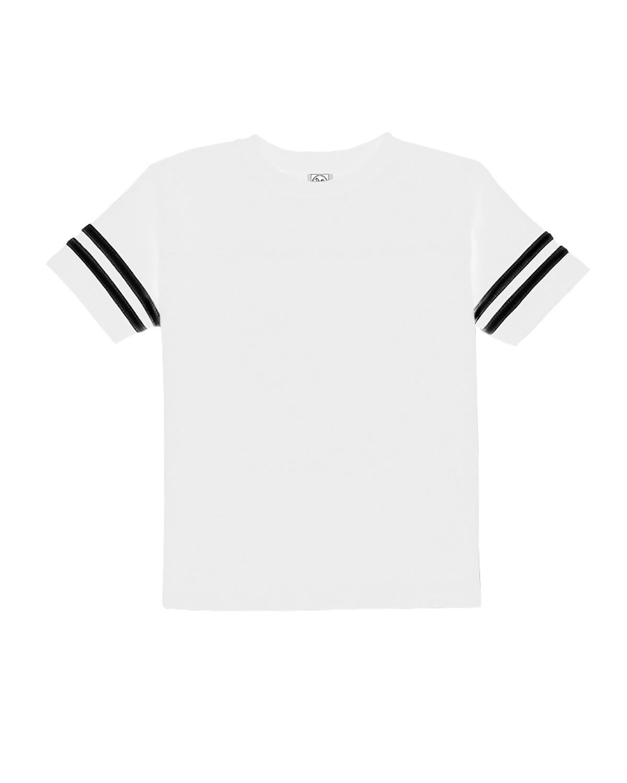 3037 Rabbit Skins WHITE/BLACK