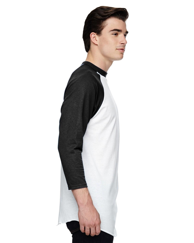 AG4420 Augusta Sportswear WHITE/BLACK