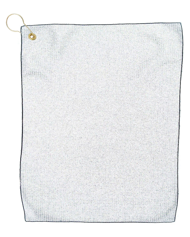 MW18CG Pro Towels WHITE/BLACK