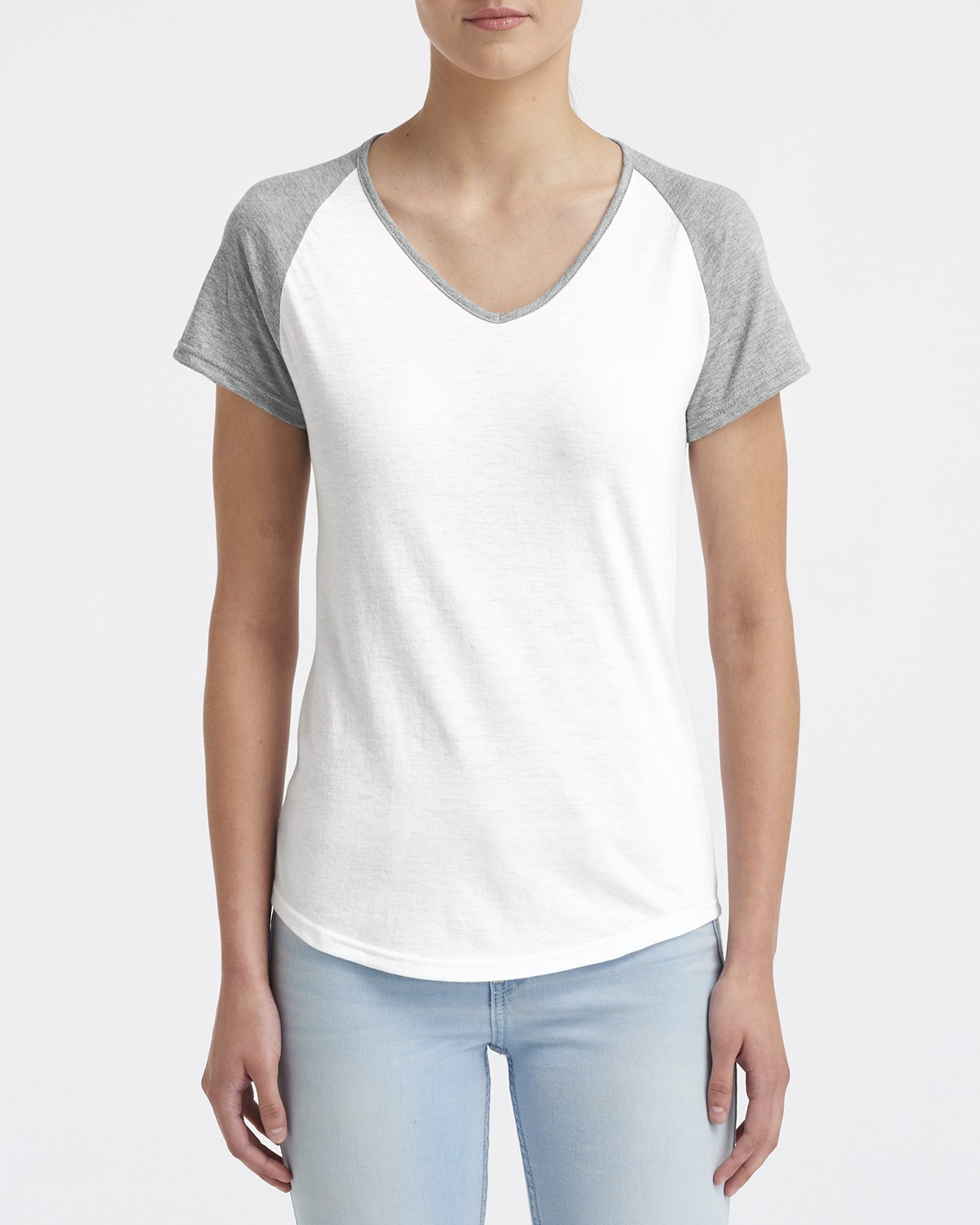6770VL Anvil WHITE/HTHER GRY