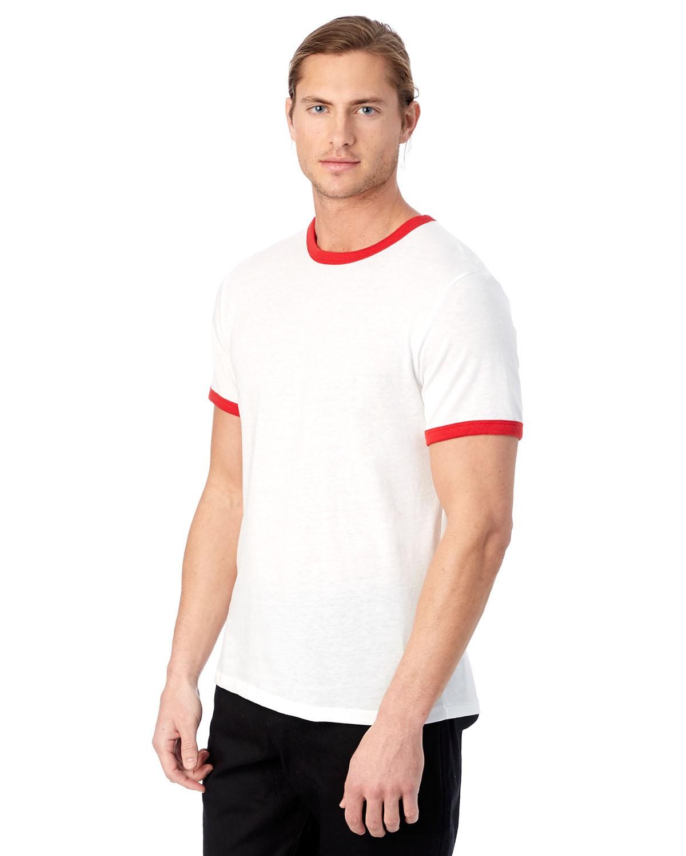 5103BP Alternative WHITE/RED
