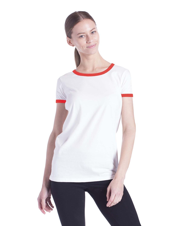 US609 US Blanks WHITE/RED