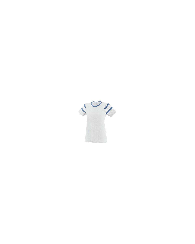 3011 Augusta Sportswear WHITE/ROY/WHT
