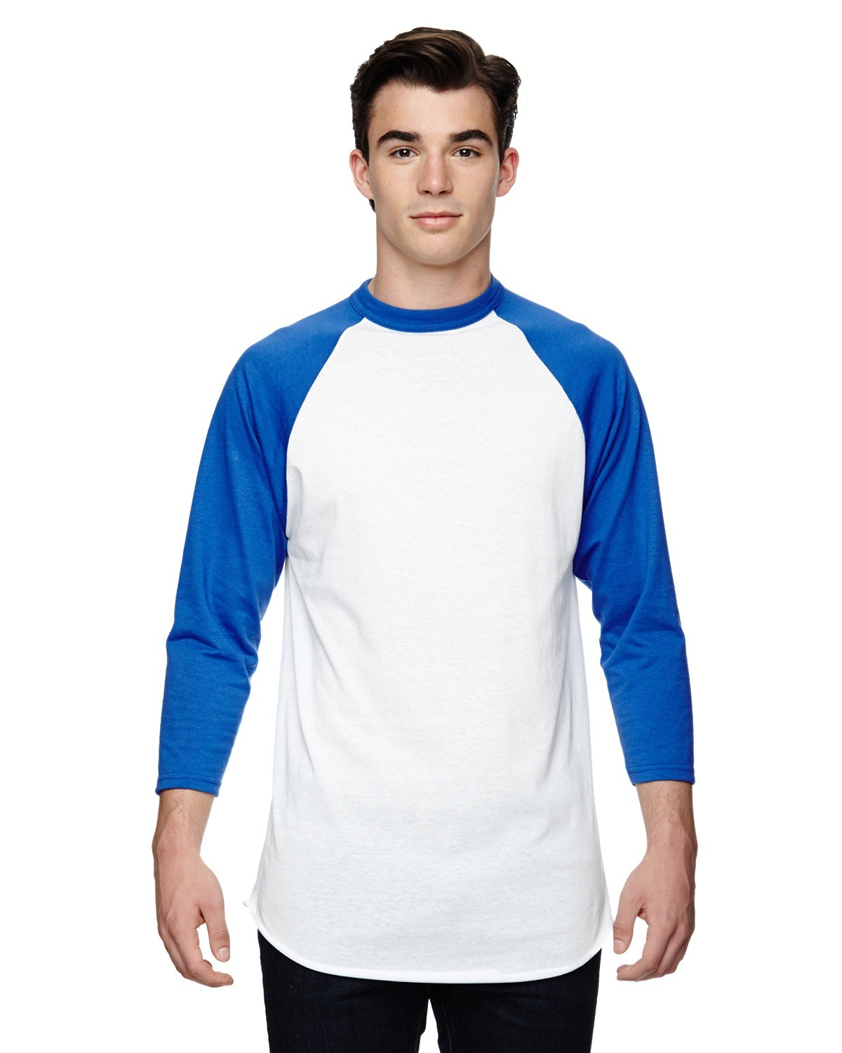 AG4420 Augusta Sportswear WHITE/ROYAL