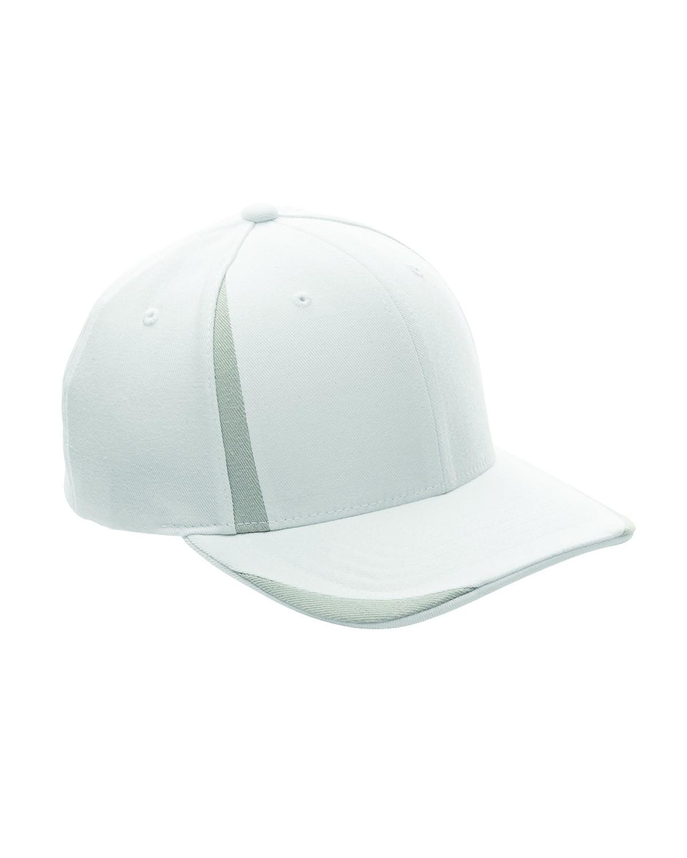 ATB102 Flexfit WHITE/SP SILVER