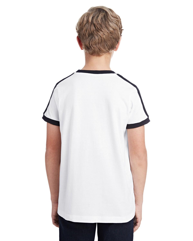 6132 LAT WHITE/BLACK