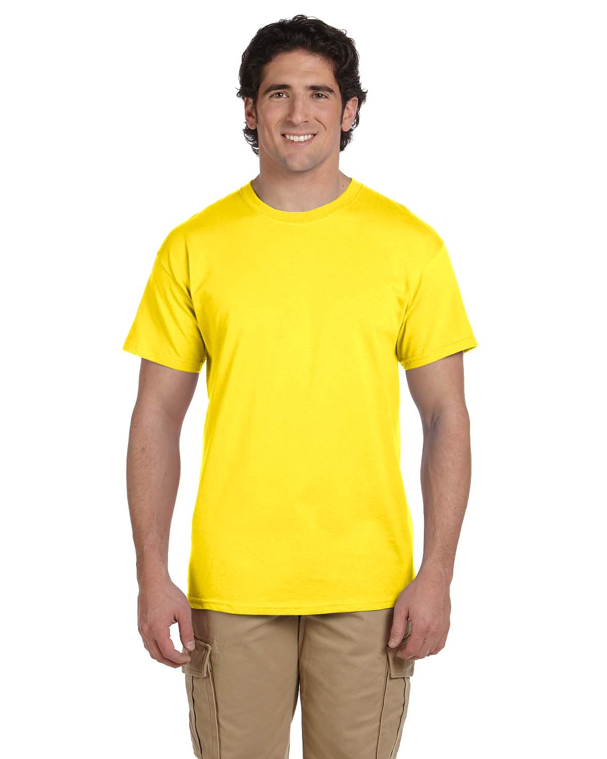 3931 Fruit of the Loom YELLOW