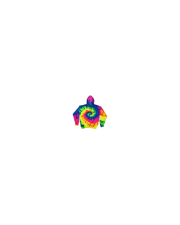 CD877Y Tie-Dye NEON RAINBOW