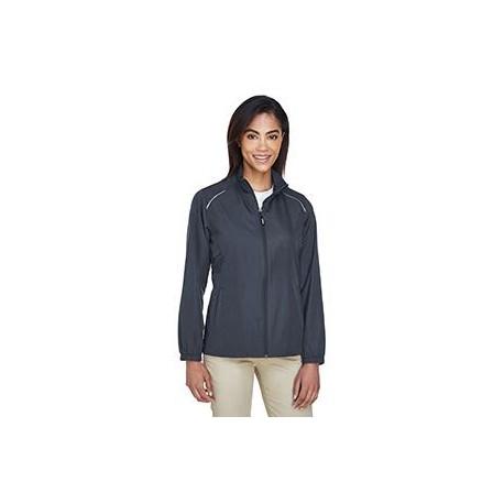 78183 Core 365 78183 Ladies' Motivate Unlined Lightweight Jacket CARBON