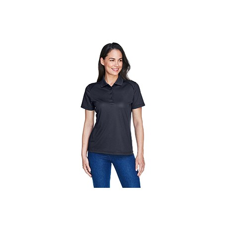 75108 Extreme 75108 Ladies' Eperformance Shield Snag Protection Short-Sleeve Polo CARBON