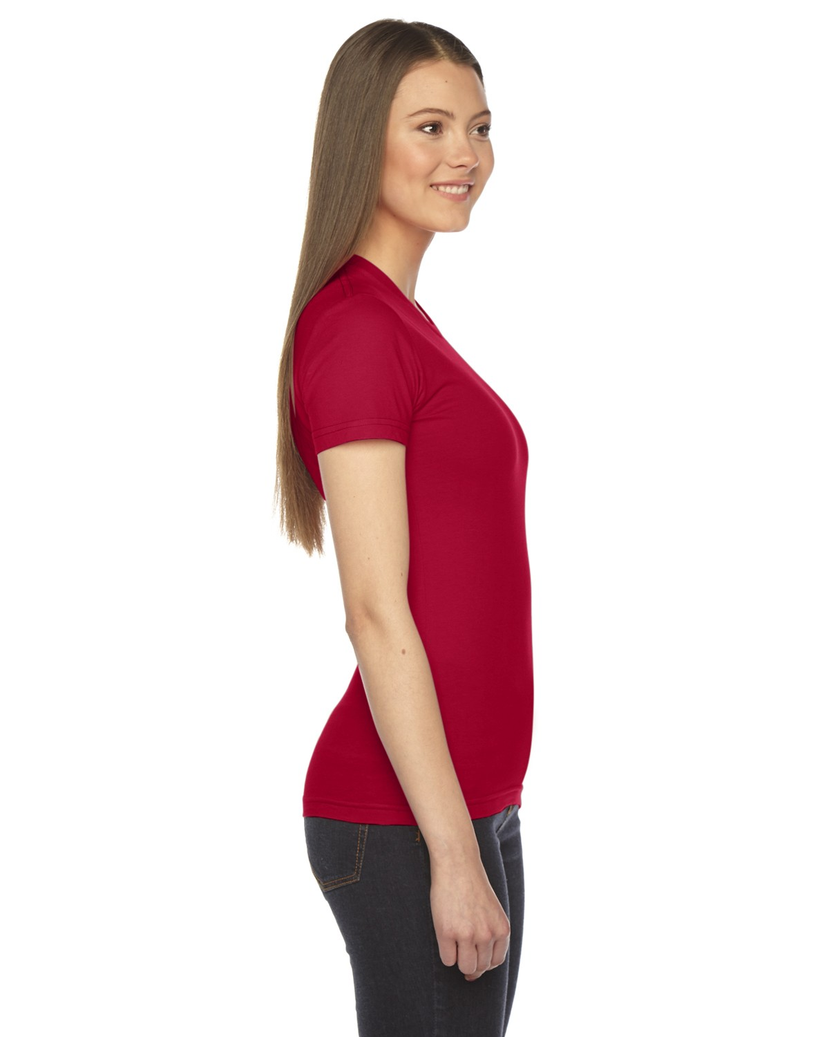 2102 American Apparel RED