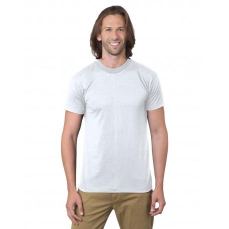 BA1701 Bayside BA1701 Adult T-Shirt WHITE