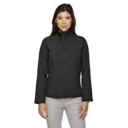 Core 365 78184 Ladies' Cruise Two-Layer Fleece Bonded Soft Shell Jacket