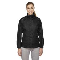 Core 365 78185 Ladies' Climate Seam-Sealed Lightweight Variegated Ripstop Jacket