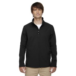 Core 365 88184 Men's Cruise Two-Layer Fleece Bonded Soft Shell Jacket