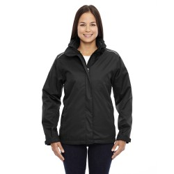 Core 365 78205 Ladies' Region 3-in-1 Jacket with Fleece Liner