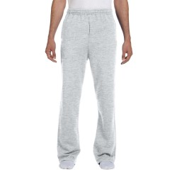 Jerzees 974MP Adult 8 oz. NuBlend Open-Bottom Fleece Sweatpants
