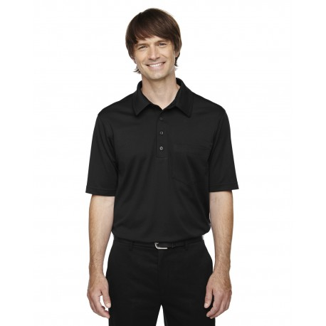 85114 Extreme 85114 Men's Eperformance Shift Snag Protection Plus Polo BLACK 703