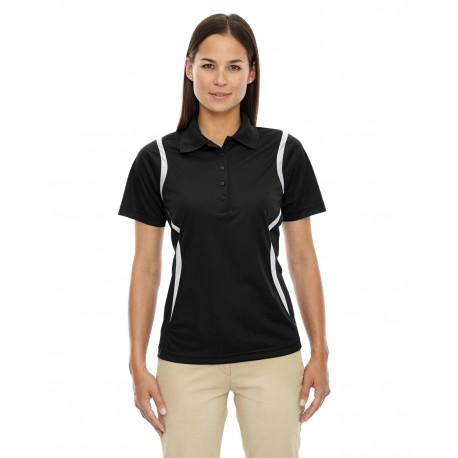 75109 Extreme 75109 Ladies' Eperformance Venture Snag Protection Polo BLACK 703