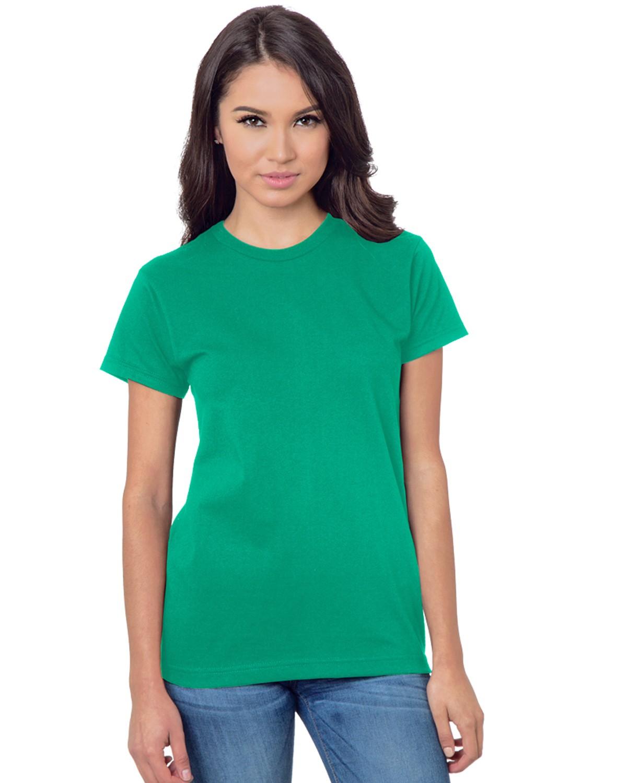 BA3075 Bayside KELLY GREEN