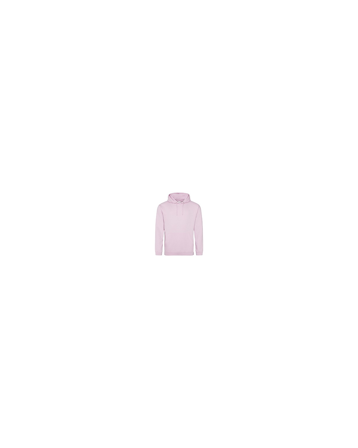 JHA001 Just Hoods By AWDis BABY PINK