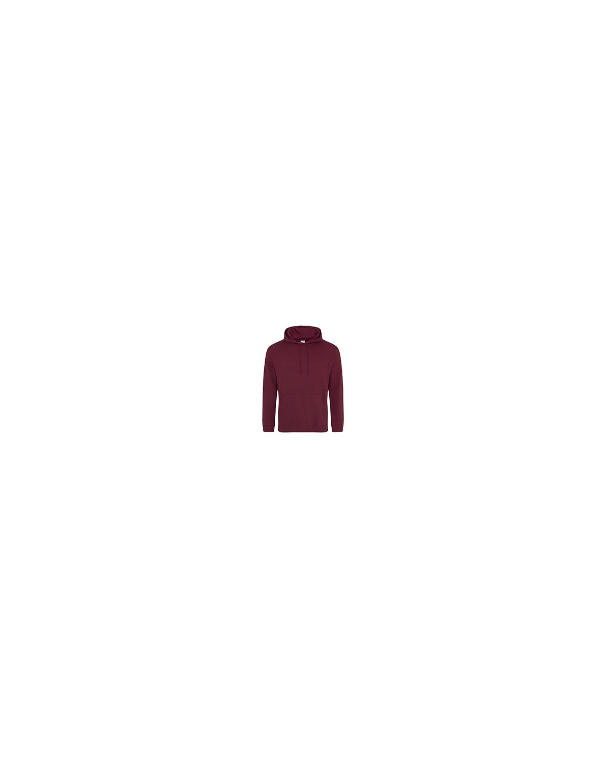 JHA001 Just Hoods By AWDis BURGUNDY