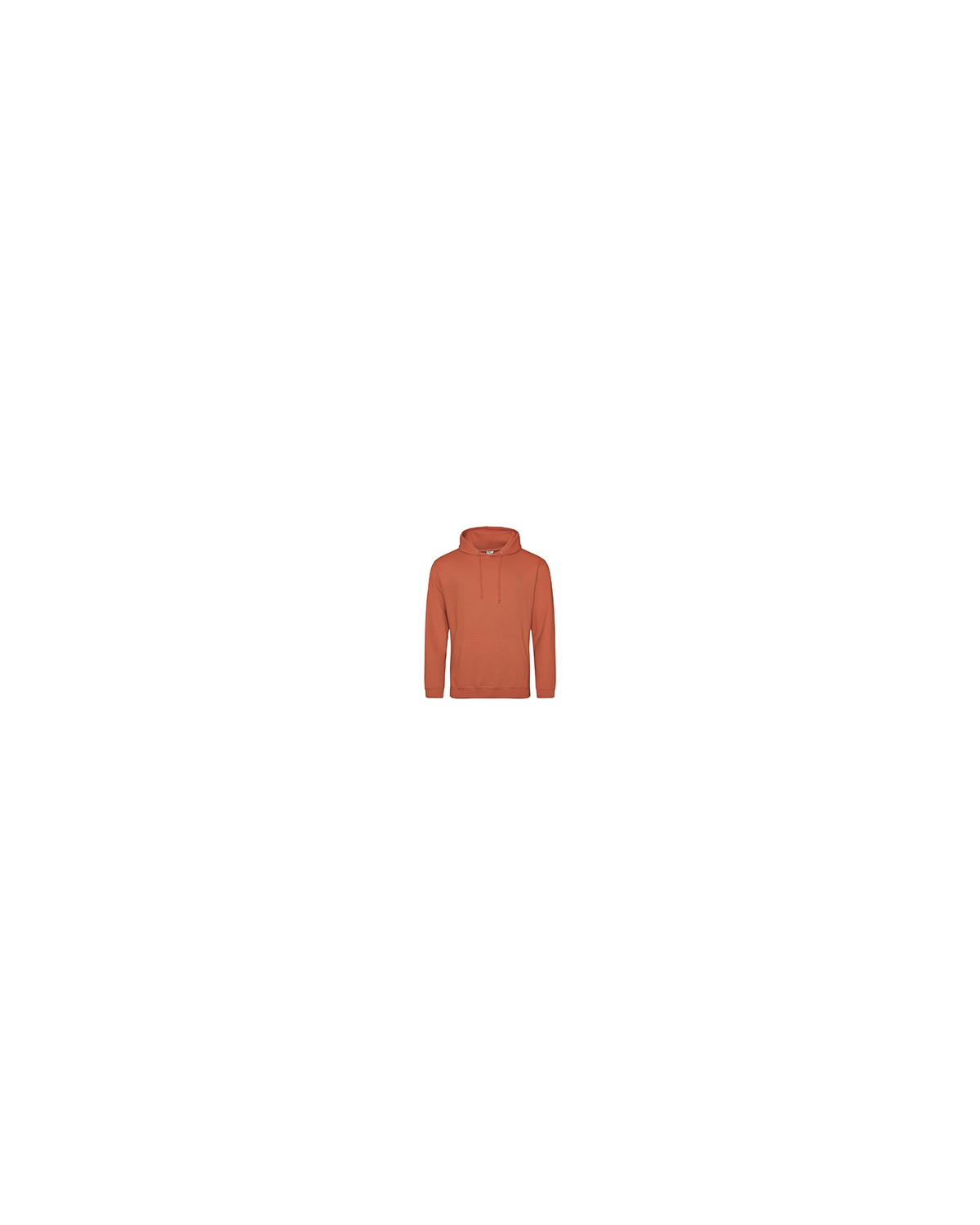 JHA001 Just Hoods By AWDis BURNT ORANGE