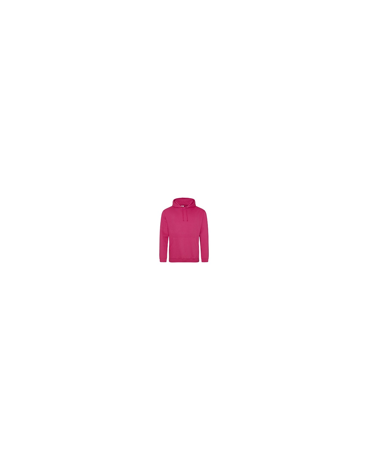 JHA001 Just Hoods By AWDis HOT PINK