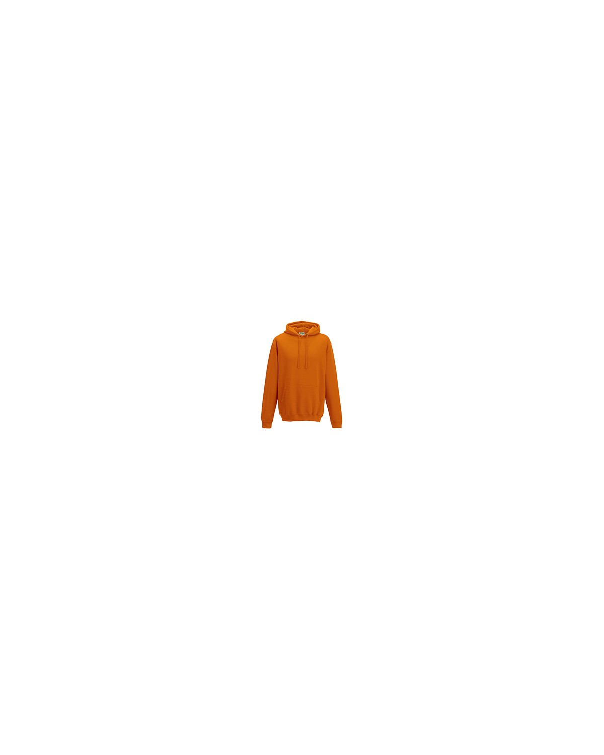 JHA001 Just Hoods By AWDis ORANGE CRUSH