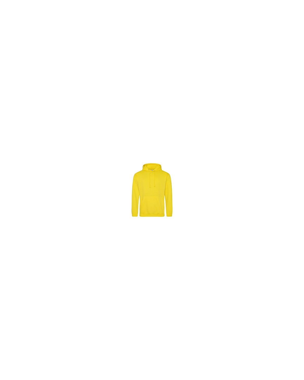 JHA001 Just Hoods By AWDis SUN YELLOW