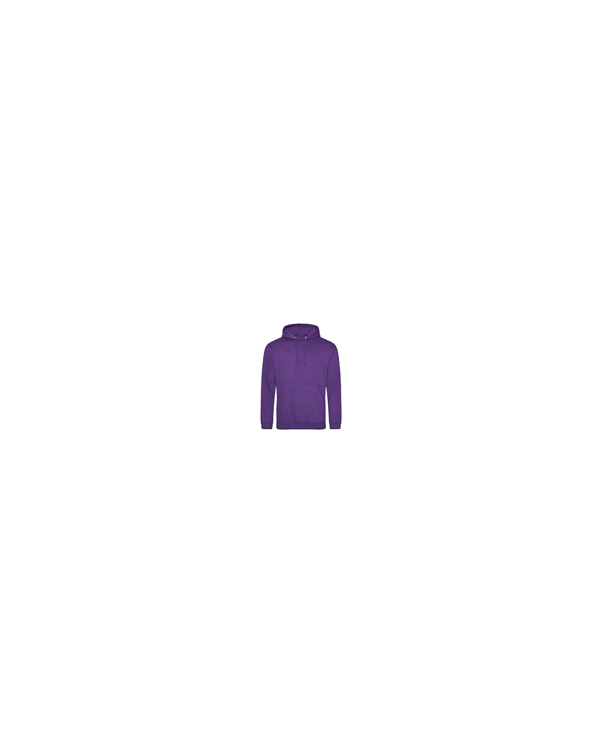 JHA001 Just Hoods By AWDis PURPLE