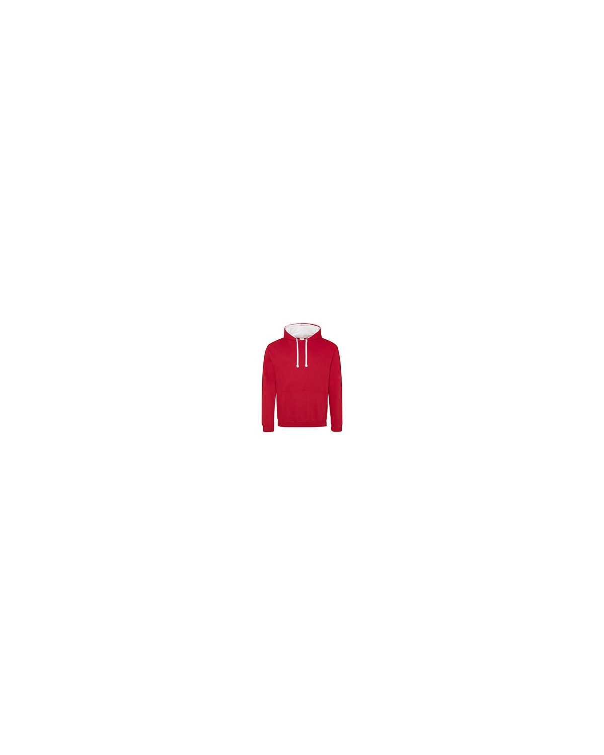 JHA003 Just Hoods By AWDis FIRE RD/ ARC WHT